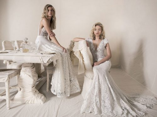 Vestiti Da Sposa Particolari.Abiti Da Sposa Particolari 6 Brand Originali Da Tenere D Occhio