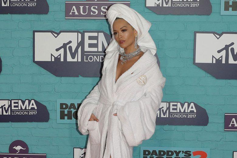 Il red carpet degli MTV EMA 2017