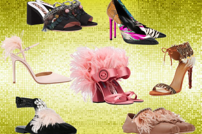 """Pesi piuma"": le party shoes del momento"