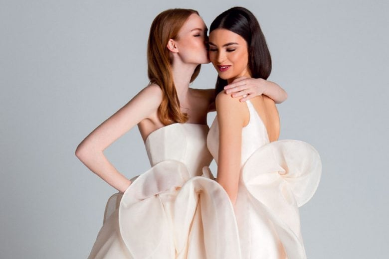 Antonio Riva, la collezione di abiti da sposa 2018