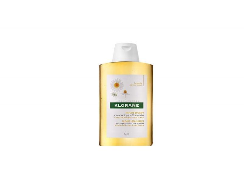 Capelli-luminosi-i-prodotti-giusti-per-una-chioma-splendente-KLORANE CAMOMILLA shampoo