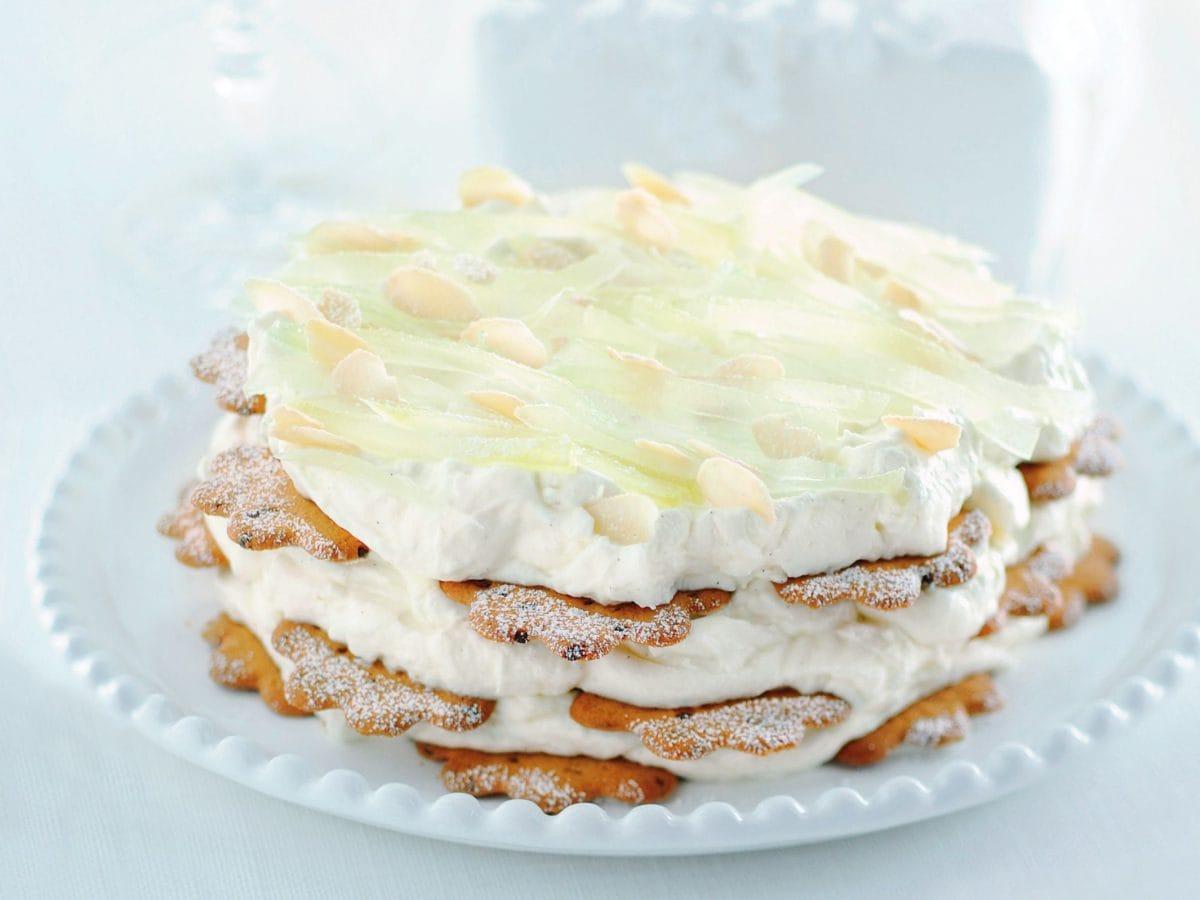 Cheesecake di Natale