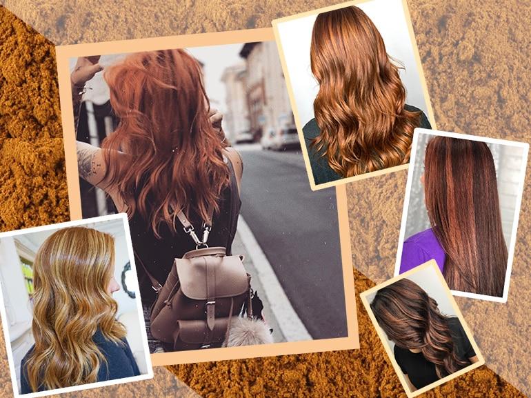 Cinnamon Hair la tinta capelli color cannella più hot del momento collage_mobile