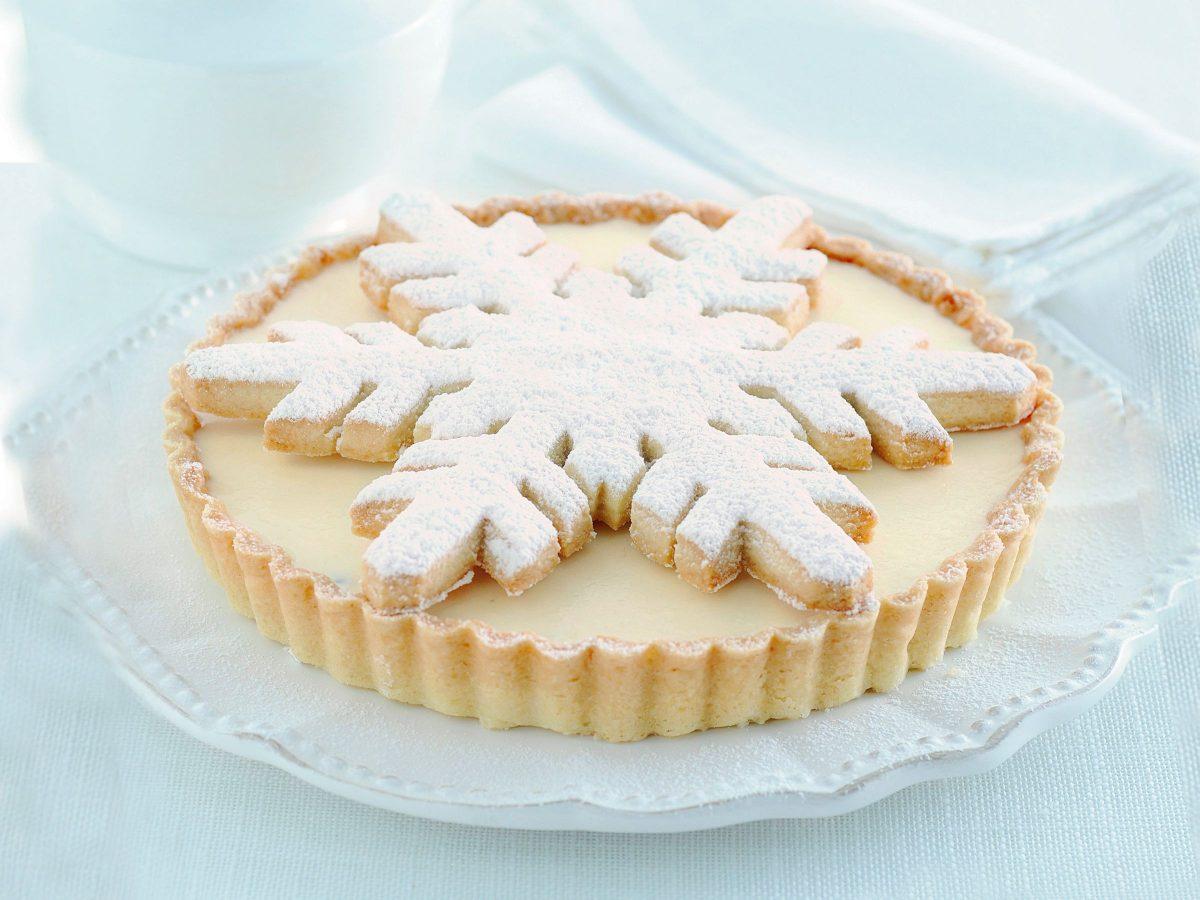 Crostata di Natale con marron glace(1)