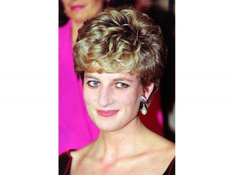 Diana 1992 getty