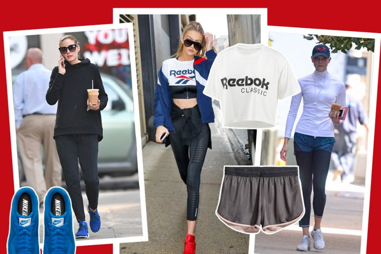 Abbigliamento sportivo: 3 fitness look per 3 star