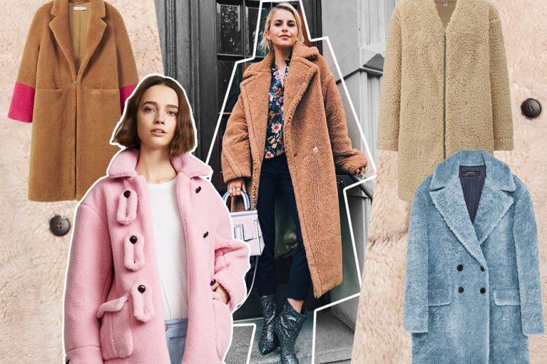 """Trend alert: il cappotto """"teddy bear"""" per l'Inverno 2017"""