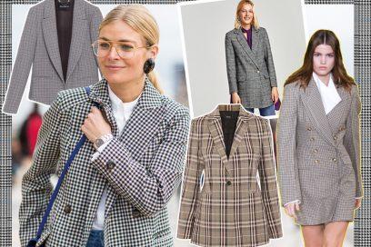 La giacca a quadri: il capospalla più cool dell'autunno
