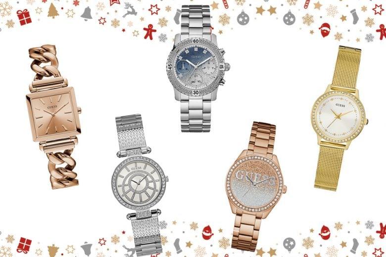 Orologi GUESS: il dono perfetto da scegliere per Natale