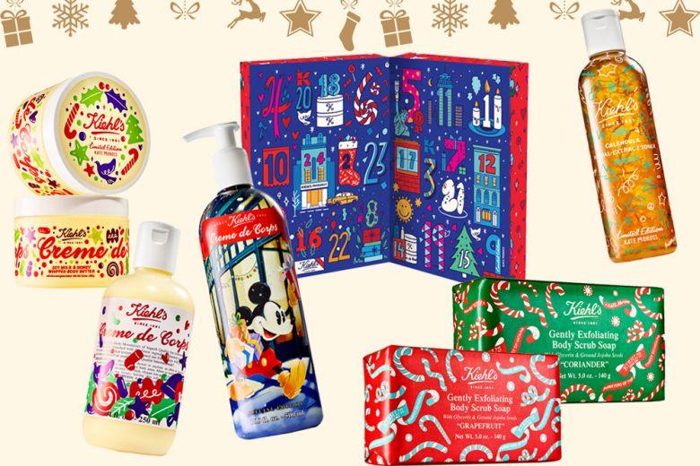 Le collezioni natalizie di Kiehl's: i must-have per un regalo perfetto!