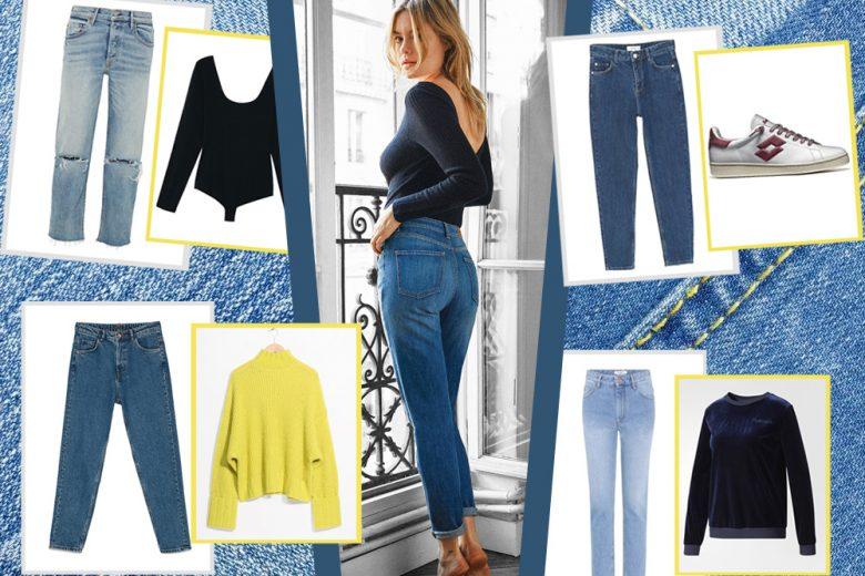 Mom Jeans: gli abbinamenti più cool di stagione