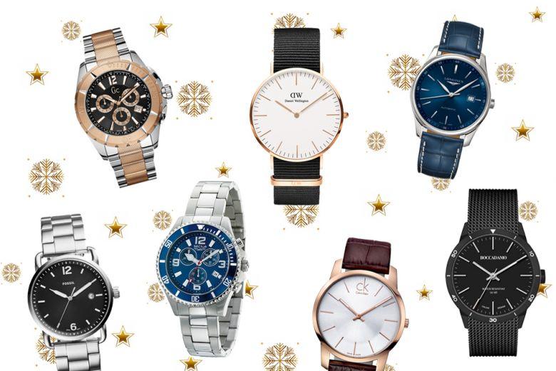 Orologi da uomo: i modelli perfetti da regalare a Natale