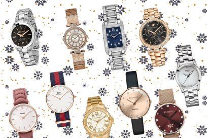 Orologi da donna: i modelli più belli da regalare a Natale