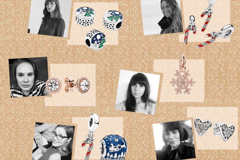 PANDORA e la wishlist natalizia delle Grazia Girls