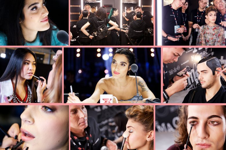 X Factor 11: il make up dei concorrenti con MAC Cosmetics