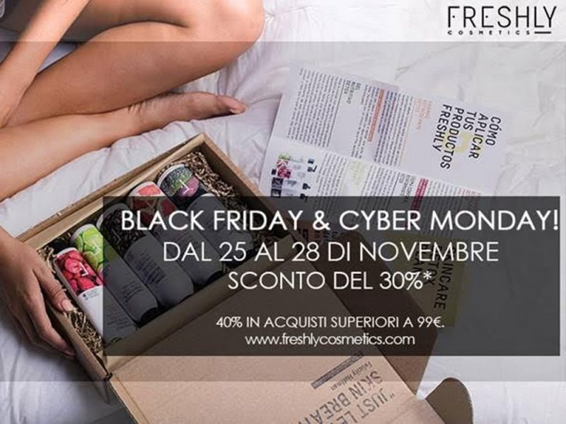 FRESHLY-COSMETICS-black-friday-2017-offerte-sconti-beauty-make-up