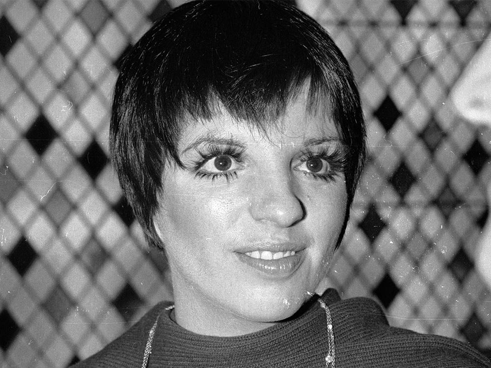 Liza Minnelli 1974 getty