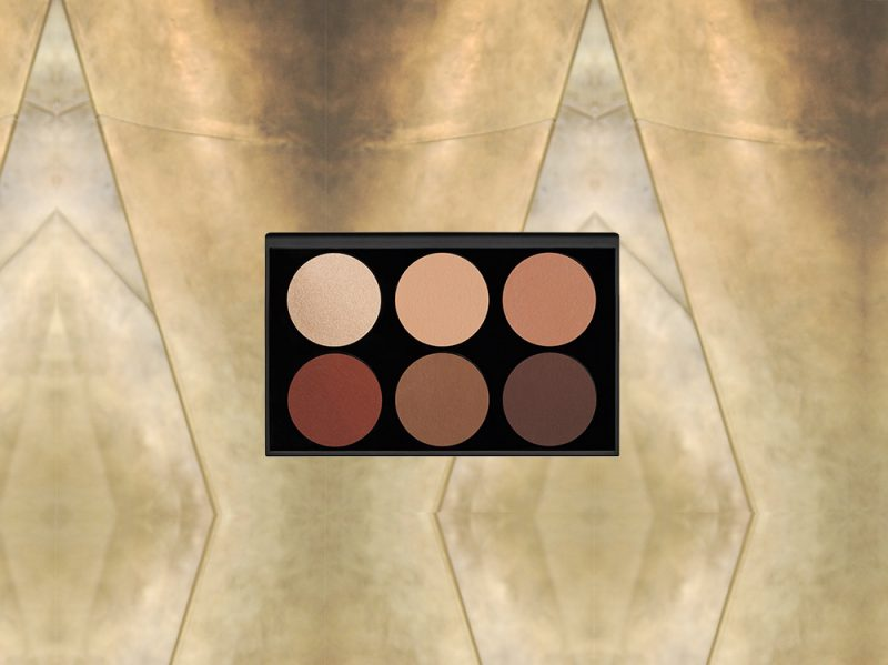 MARRONE make up prodotti di bellezza palette ombretti diego dalla palma caffeine (10)