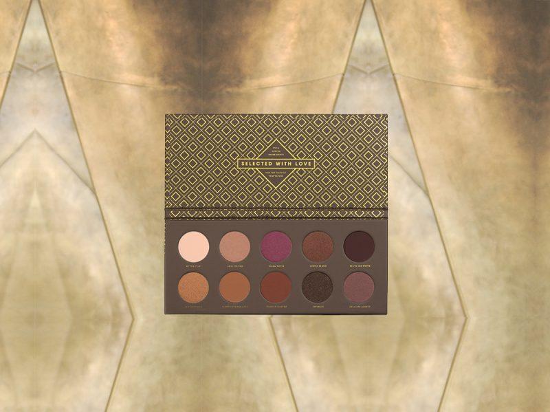 MARRONE make up prodotti di bellezza palette ombretti zoeva (1)
