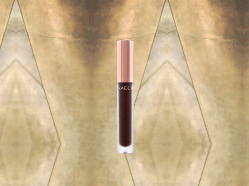 MARRONE make up prodotti di bellezza rossetto liquido opaco nabla cosmetics(11)