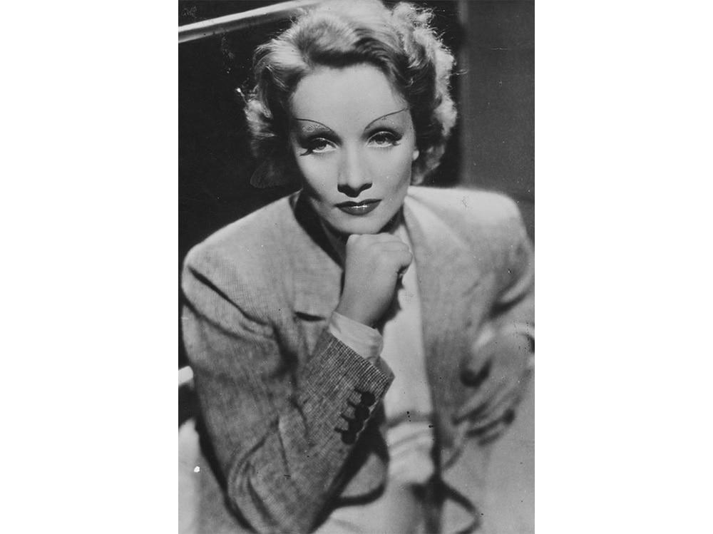Marlene Dietrich 1940 getty