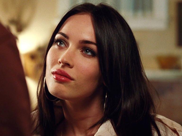 Megan Fox sguardo
