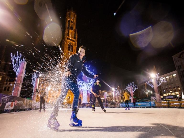 Mercatini Natale Bruges (credits Jan D'Hondt