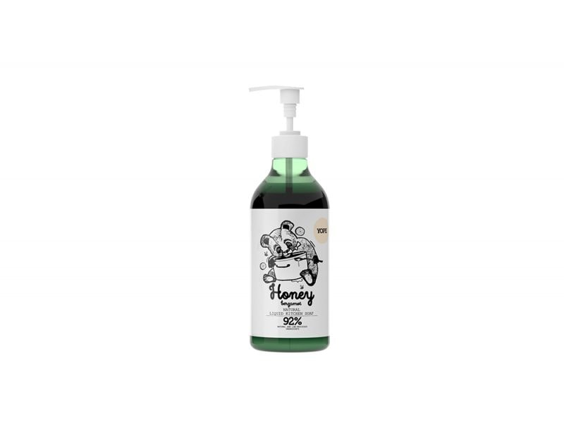 Miele-le-proprieta-e-i-prodotti-giusti-per-una-pelle-nutrita-Yope_Sapone per le mani da cucina_Honey _ Bergamot