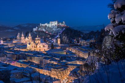 Salisburgo e il Salisburghese: una città e tanta musica ovunque
