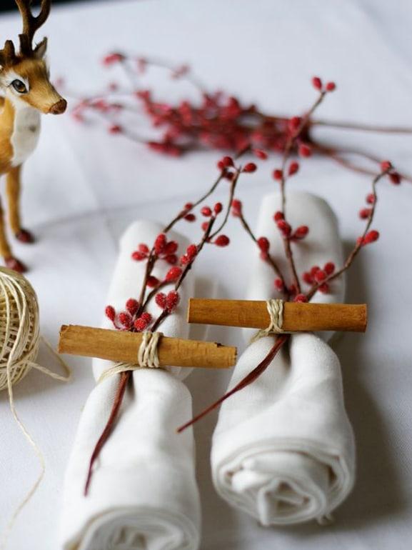 Natale stile scandinavo decorazioni casa 10