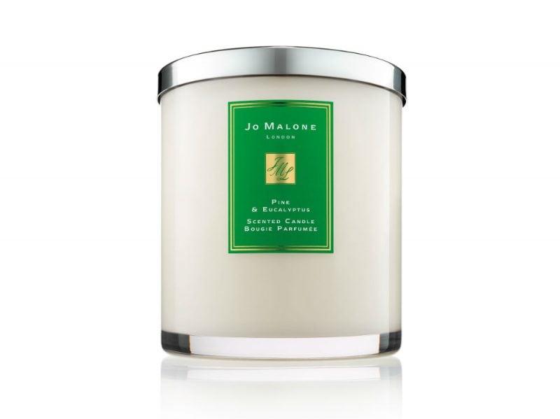 Pine & Eucalyptus_Luxury Candle