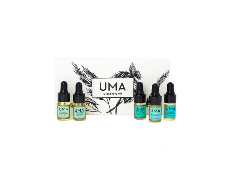 Regali-natale-beauty-bio_UMA Discovery kit