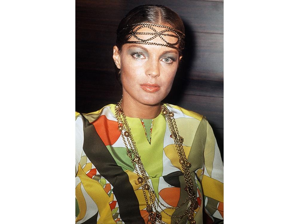 Romy Schneider, 1969 getty
