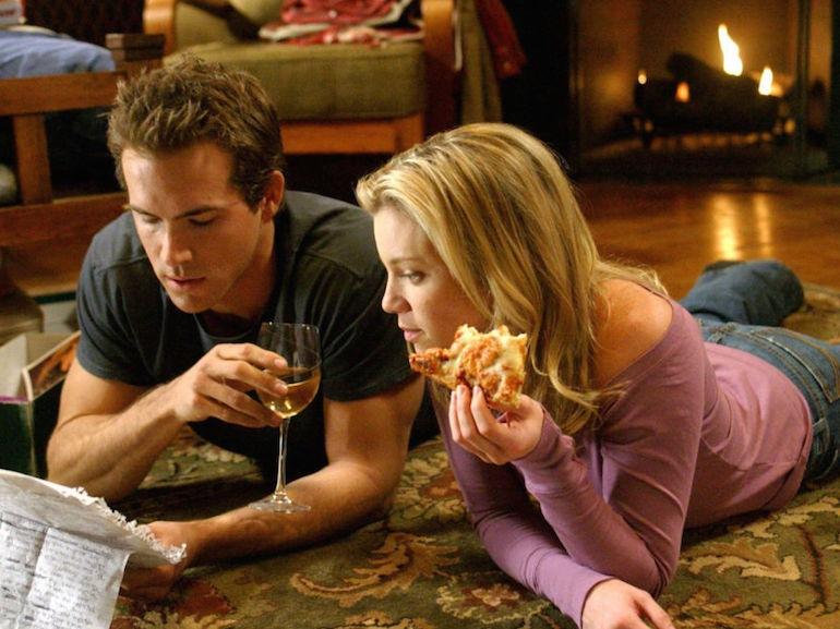 Ryan Reinolds pizza