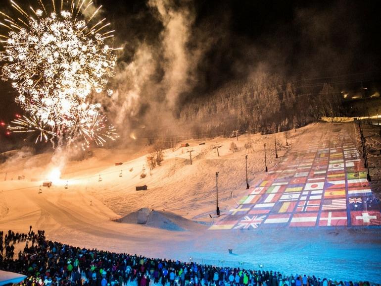 St Anton Ski Show – creditTVB St. Anton am Arlberg_Foto Greg Snell