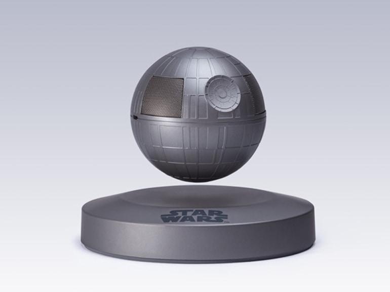 Star wars speaker orb White