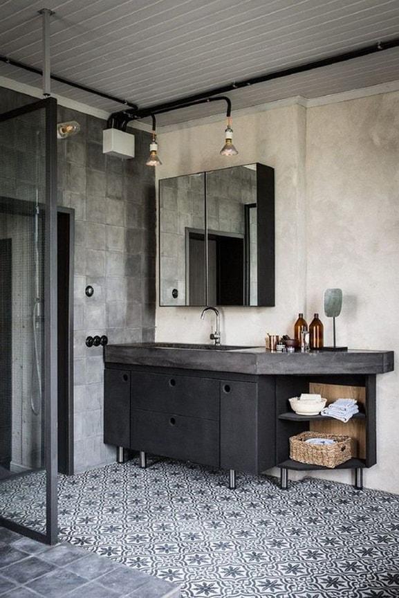 abbinare piastrelle rivestimento bagno 2