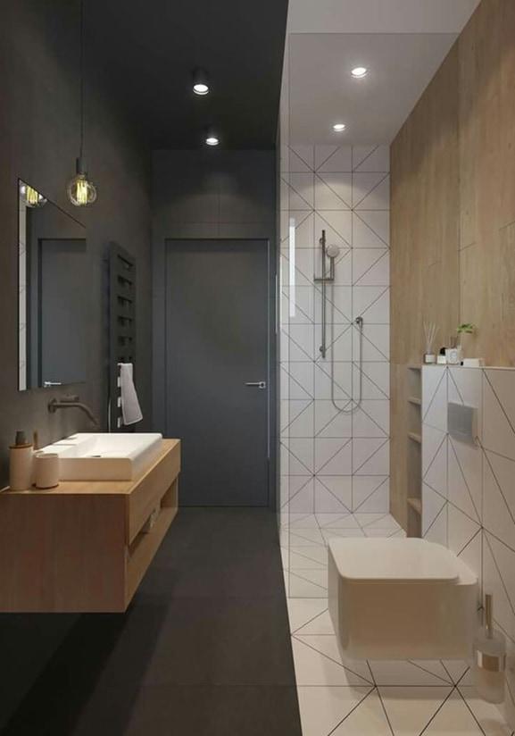 abbinare piastrelle rivestimento bagno 5
