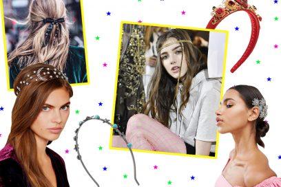 Capelli con accessori gioiello: le idee più glam per i party