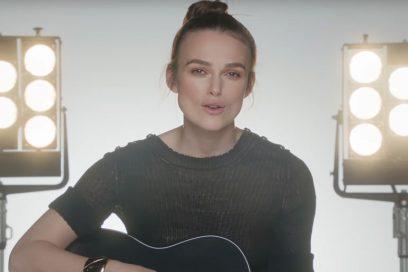 Coco Crush: Keira Knightley canta per i nuovi gioielli Chanel
