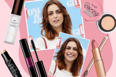 Miriam Leone: copia il look con focus sul trucco occhi e labbra nude
