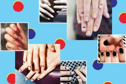 Outline nails e cuticle manicure: la nail art più originale da provare