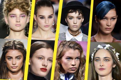 10 beauty trend per il 2018: occhi in primo piano e labbra come velluto