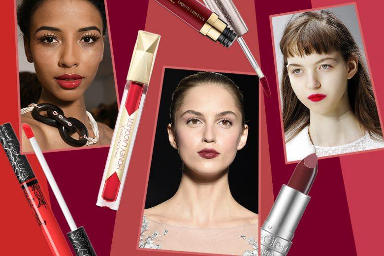 Rossetto rosso: come indossarlo con gli effetti speciali