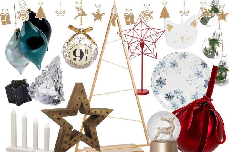 Gli addobbi natalizi di design più belli del 2017