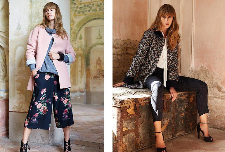 Carla Ferroni: la collezione Fall Winter 2017/18 dallo stile femminile e sofisticato