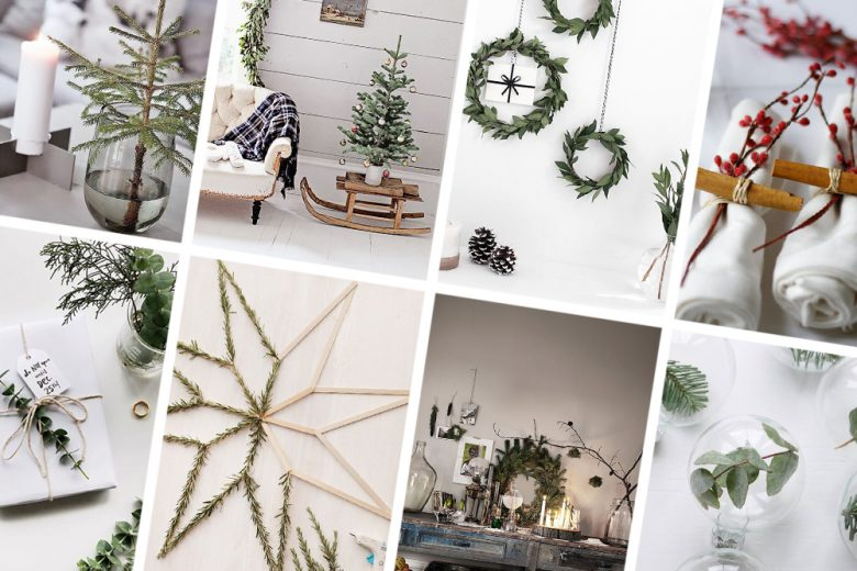 Il Natale in stile scandinavo