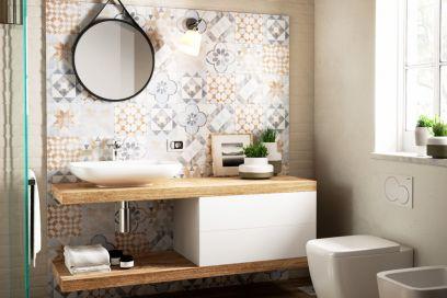 Milano un appartamento fra design italiano e stile inglese - Piastrelle in inglese ...