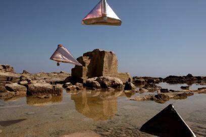 Le borse extraterrestri di Simone Rainer