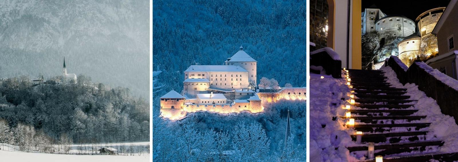 fortezza_inverno__Ferienland Kufstein_Kufsteinerland_Natale Tirolo Austriaco neveDESK